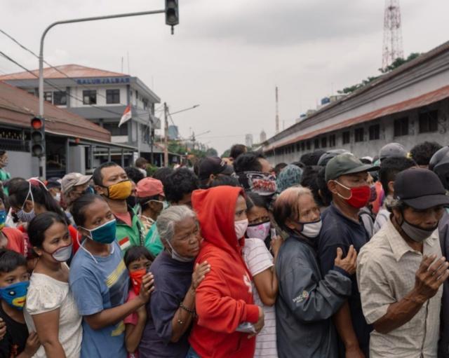 コロナ ウイルス インドネシア