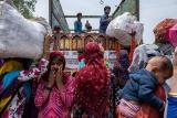 出稼ぎ労働者が一斉に失業したインド、貧困が農村を襲う 写真16点