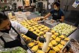 新型コロナで打撃を受けた食品業界が貧困層を支援、米ミネソタ州 写真15点