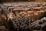 2200年前の中国、兵馬俑とは何か? どうやって大量生産したのか?