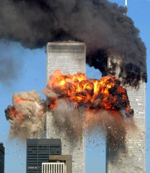 いつ 9.11 アメリカ同時多発テロ事件