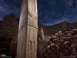 人類最古の神殿跡