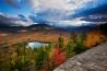 雲間から差し込む光がハイ・ピークスと呼ばれる峰々を照らす。一帯には標高1200メートルを超す峰が40以上も連なる。伐採や工業によって荒廃していた森や水辺も、かつての姿を取り戻してきた。