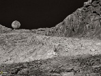 シエラネバダ 1 「まるで月面」