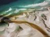 エメラルドグリーンの浜辺(オーストラリア・フレーザー島)