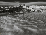 シエラネバダ 7 「冬の嵐の到来」