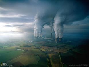 現代のCO2排出源(太古の地球温暖化)