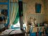 60年代まで入植者が暮らした小屋(モンタナの大地)