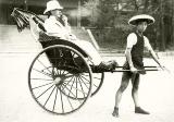 旅人も愛用した人力車