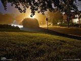 巨石のある風景4 ニュージャージー州 グレンロック
