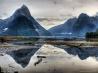ミルフォード・サウンドの絶景(ニュージーランド)