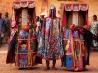 ブードゥー教の衣装