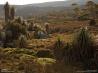 先史時代のような風景 (オーストラリア・タスマニア島)