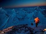 8000m峰へアタック