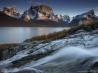 グリーンランド南部のタセミウ・フィヨルド