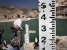 干ばつで無用の長物となった水深計(ヨルダン)