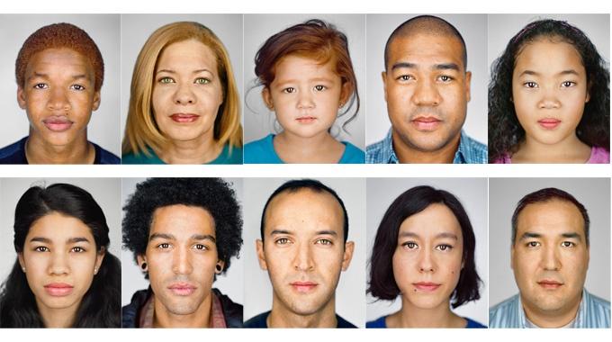 [つながる/RELATE]変わる米国人の顔