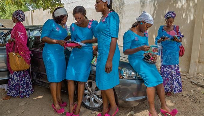 ナイジェリアの混迷