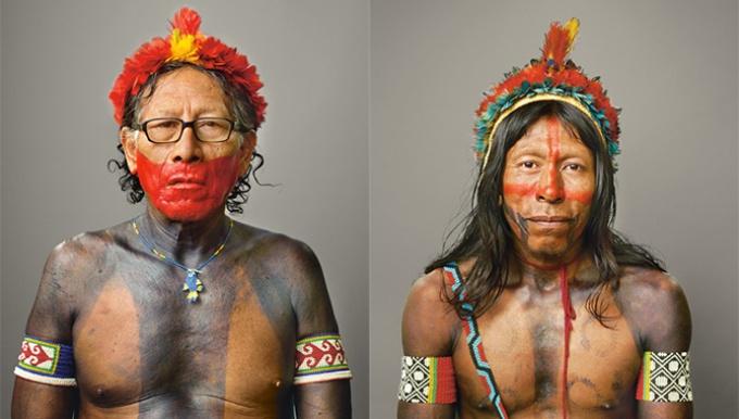 アマゾンの闘う先住民 カヤポ