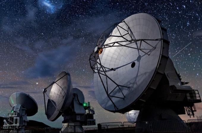 宇宙誕生 見つめる目 アルマ望遠鏡