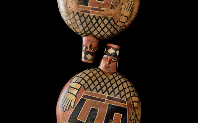 古代ペルー 深紅の王墓