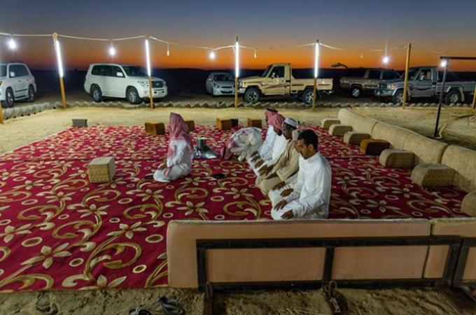 人類の旅路 アラビア半島を歩く