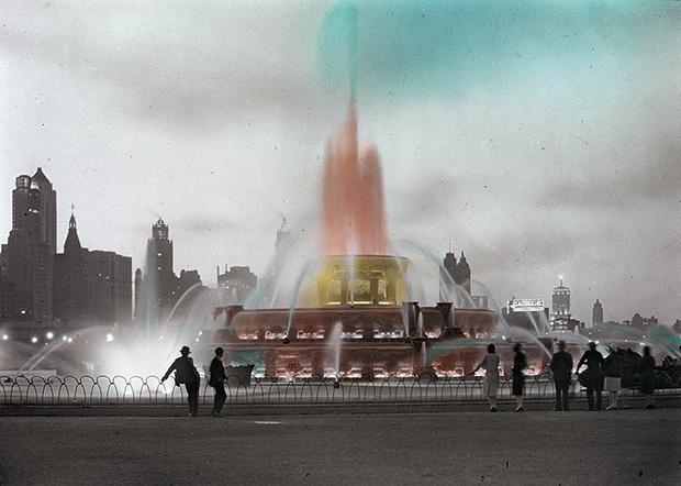 1927年生まれの噴水
