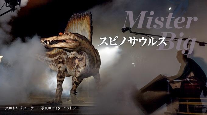 白亜紀の水辺に君臨した、巨大な肉食恐竜スピノサウルス。若き古生物学者の奮闘で新たな化石が見つかり、この恐竜をめぐる謎が解き明かされつつある。
