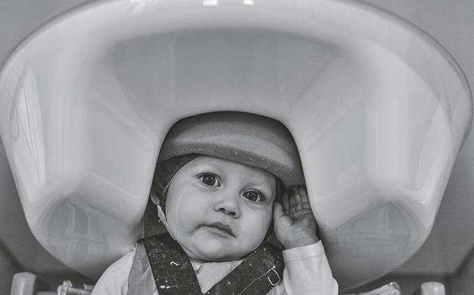 愛が育てる赤ちゃんの脳