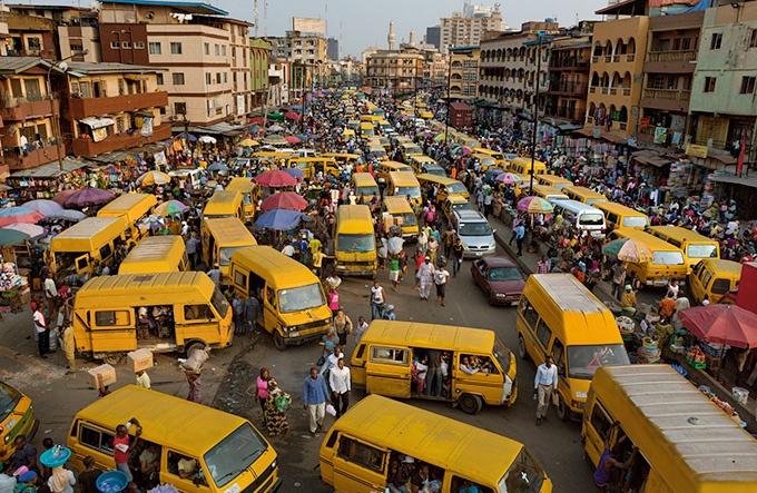 躍動する巨大都市 ラゴス