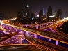 上海のハイウェイ