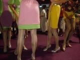 ファッションショー、パリ(1989年)
