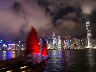 香港の都市空間