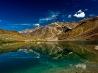 月の湖、インド