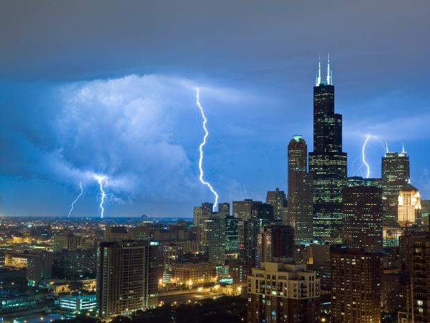 シカゴの稲妻