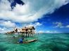 漁をする親子、セレベス海