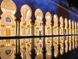 シェイク・ザーイド・モスク、アブダビ