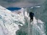 クーンブ氷河、ネパール