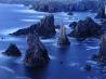 海の岩柱、アウター・ヘブリディーズ諸島