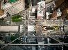 空から眺めたニューヨーク