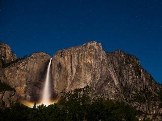 ヨセミテ滝、カリフォルニア州