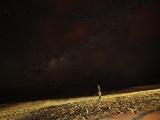 星を見る人、マラウイ湖