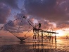 漁師、タイ