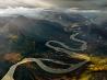 アラトナ川渓谷、アラスカ