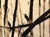 霧の中の鳥たち